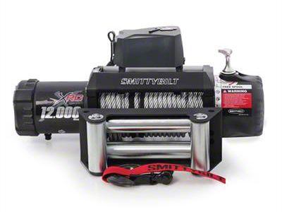 Smittybilt XRC 12 Gen2 Load Indicator 12,000 lb. Winch