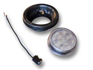 Poison Spyder 2.5 in. LED Back-Up Light - Clear (02-19 RAM 1500)