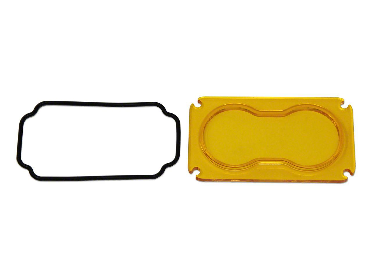 Baja Designs Amber S2 Series Spot Lens Kit
