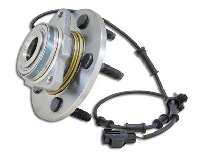Yukon Gear Front Bearing & Hub Assembly - 6-Lug (02-05 RAM 1500 w/ ABS)