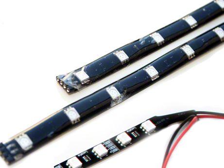 Delta 12 in. LED Accent Light Stripe - White (02-19 RAM 1500)