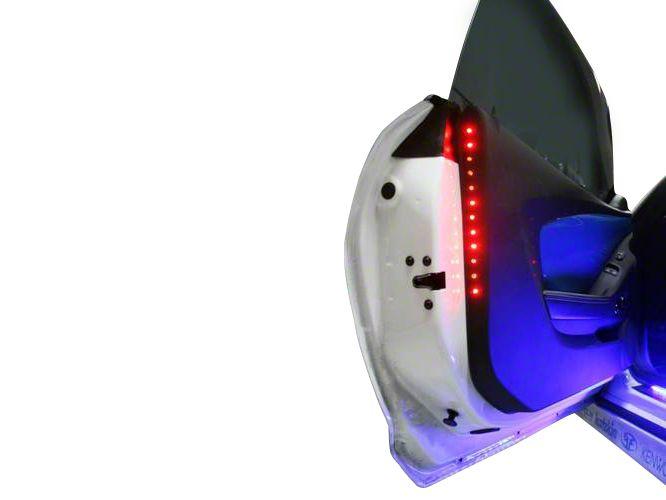 Delta Door Accent LED Light Strip - Blue (02-19 RAM 1500)