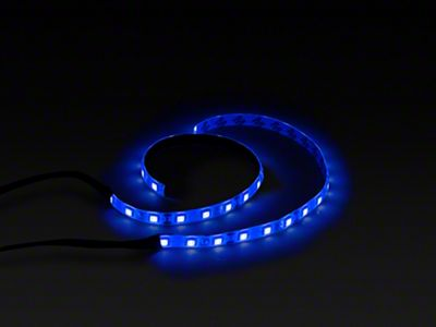 Delta Floor Accent LED Light Strip - Blue (02-19 RAM 1500)