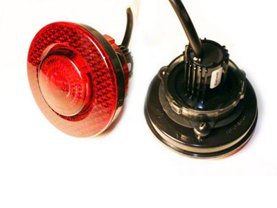 Delta 3-3/4 in. Round Signaling LED Light