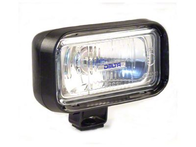 Delta 5.75x3 in. 410 Series Flex Xenon Driving Light