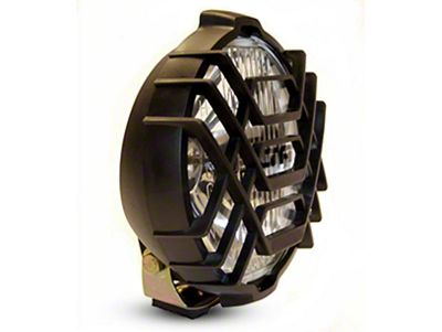 Delta 800H Series Black Round Driving Light