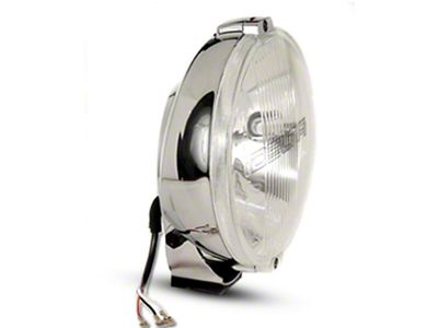 Delta 800H Series Chrome Round Driving Light