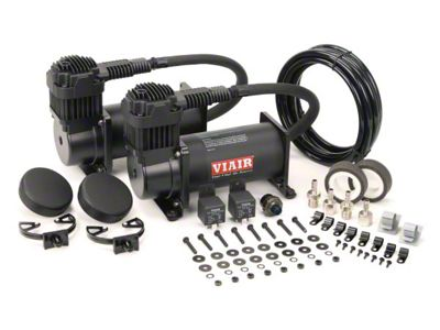 Viair Dual Chrome 400C Air Compressors