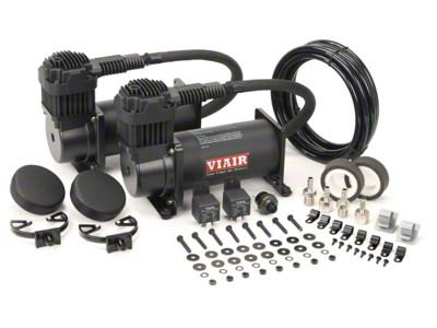 Viair Dual Pewter 380C Air Compressors