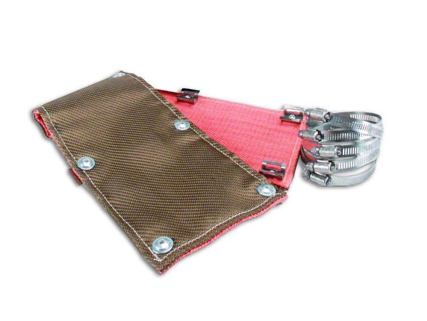 DEI Titanium Pipe Shield (02-19 RAM 1500)