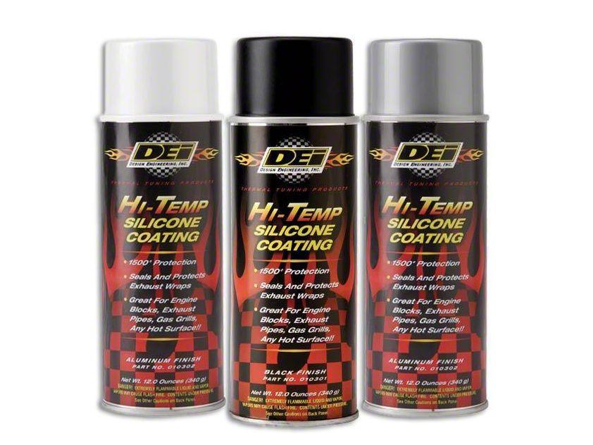 DEI Hi-Temp Slicone Coating - Assortment Case - 2 of Each Color (02-19 RAM 1500)