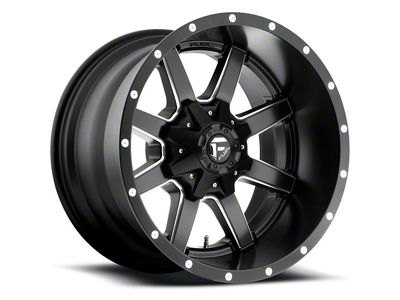 Fuel Wheels Anza Bronze 5-Lug Wheel - 20x10 (02-18 RAM 1500, Excluding Mega Cab)