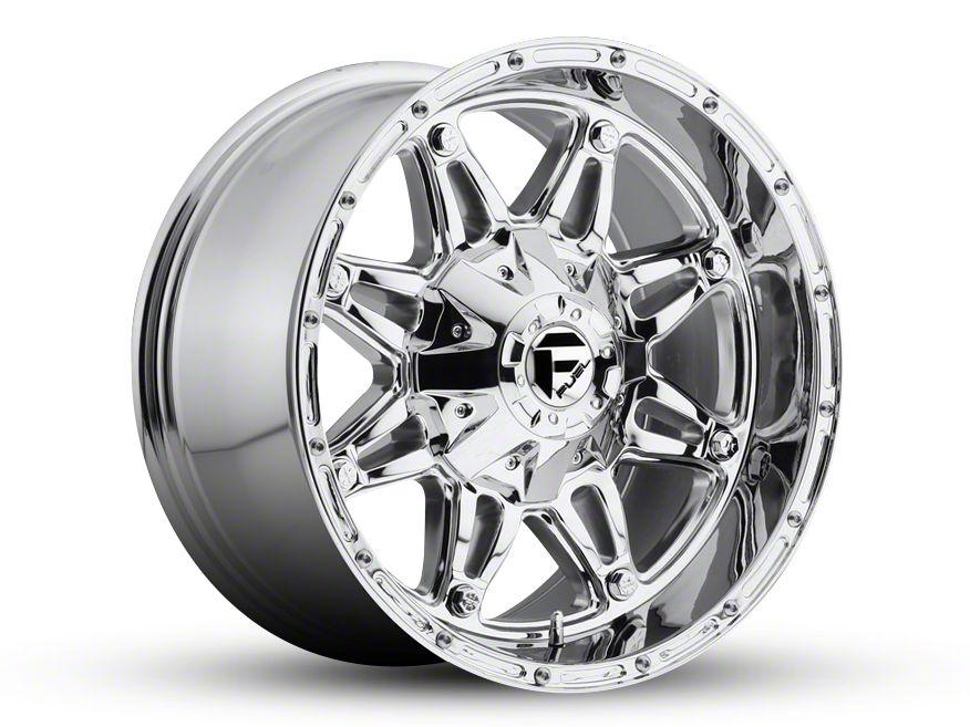 Fuel Wheels Hostage Chrome 5-Lug Wheel - 17x9 (02-18 RAM 1500, Excluding Mega Cab)