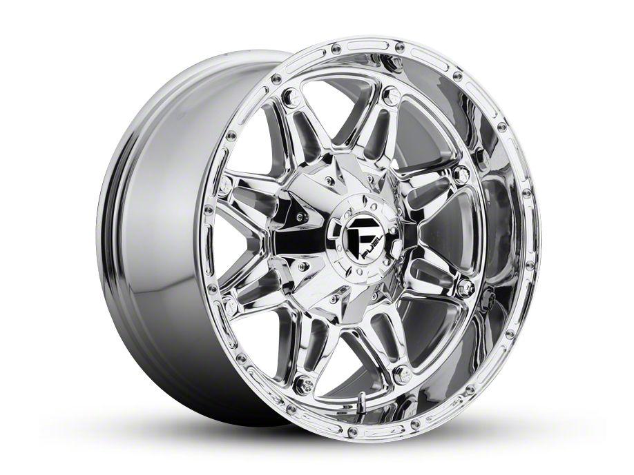 Fuel Wheels Hostage Chrome 5-Lug Wheel - 17x8.5 (02-18 RAM 1500, Excluding Mega Cab)