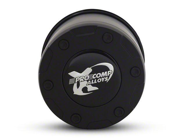 Pro Comp Series 1 Push Thru Black Center Cap (06-08 RAM 1500 Mega Cab)
