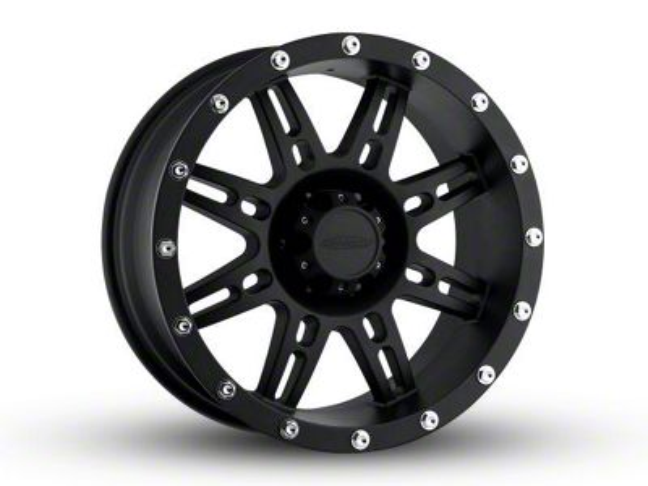 Pro Comp Series 7031 Matte Black 5-Lug Wheel - 20x9 (02-18 RAM 1500, Excluding Mega Cab)