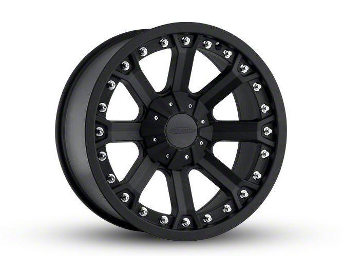 Pro Comp Series 7033 Matte Black 5-Lug Wheel - 18x9 (02-18 RAM 1500, Excluding Mega Cab)