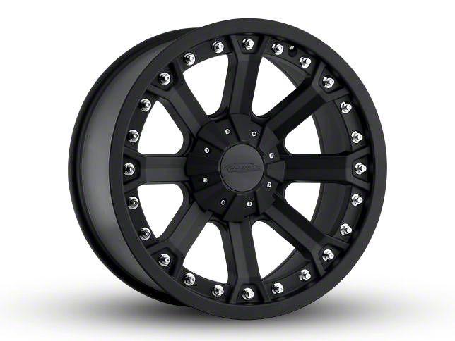 Pro Comp Series 7033 Matte Black 5-Lug Wheel - 20x9 (02-18 RAM 1500, Excluding Mega Cab)