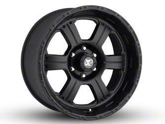Pro Comp Series 7089 Matte Black 5-Lug Wheel - 17x9 (02-18 RAM 1500, Excluding Mega Cab)