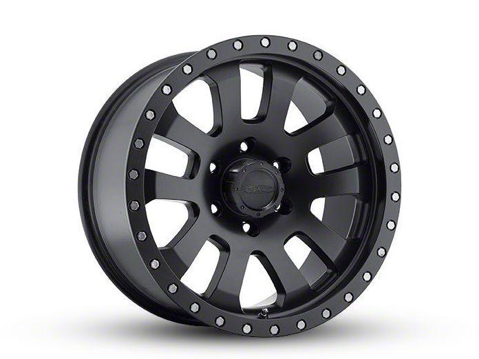 Pro Comp Helldorado Matte Black 8-Lug Wheel - 18x9 (06-08 RAM 1500 Mega Cab)