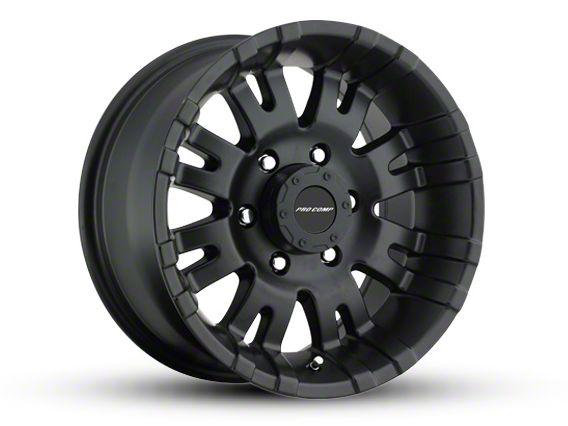Pro Comp Series 5001 Satin Black 8-Lug Wheel - 17x9 (06-08 RAM 1500 Mega Cab)