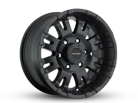 Pro Comp Series 5001 Satin Black 8-Lug Wheel - 18x9.5 (06-08 RAM 1500 Mega Cab)