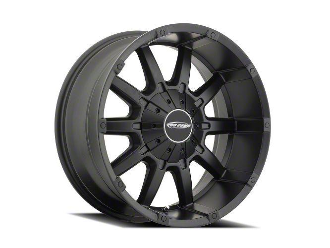 Pro Comp Series 5050 Satin Black 8-Lug Wheel - 20x9 (06-08 RAM 1500 Mega Cab)
