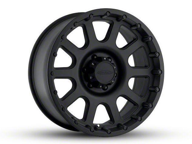 Pro Comp Series 7032 Matte Black 8-Lug Wheel - 17x9 (06-08 RAM 1500 Mega Cab)