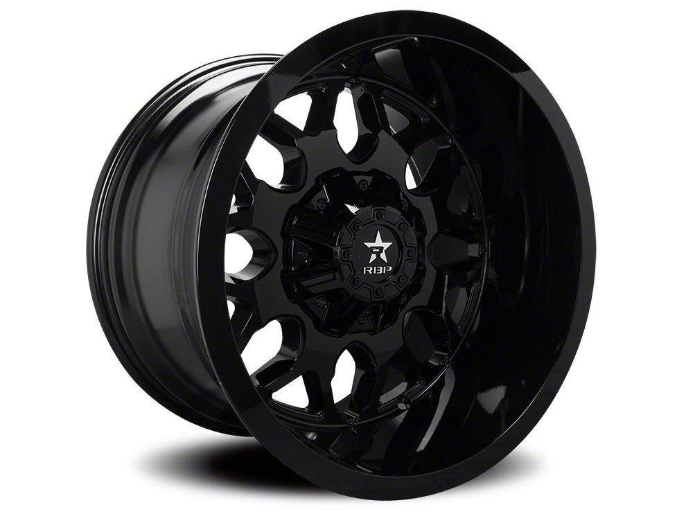RBP 73R Atomic Gloss Black 5-Lug Wheel - 20x9 (02-18 RAM 1500, Excluding Mega Cab)
