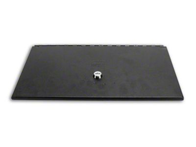 Tuffy Rear In-Floor Storage Security Lid (09-18 RAM 1500 Quad Cab, Crew Cab)