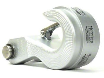 Monster Hook Swivel Recovery Hook - Silver (02-19 RAM 1500)