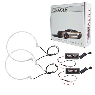 Oracle CCFL Fog Light Halo Conversion Kit (02-05 RAM 1500)