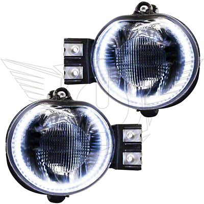 Oracle Chrome OE Style CCFL Halo Fog Lights (02-05 RAM 1500)