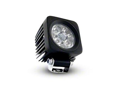 Oracle 2.5 in. Square LED Light - Fog Beam