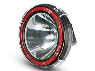 Oracle 7 in. Off-Road Series A10 35W Round HID Xenon Light - Spot Beam