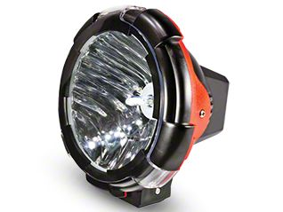 Oracle 9 in. Off-Road Series B08 35W Round HID Xenon Light - Flood Beam