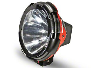 Oracle 9 in. Off-Road Series B08 35W Round HID Xenon Light - Spot Beam
