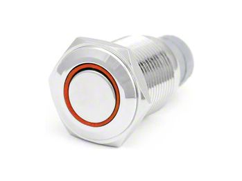 Oracle On/Off Flush Mount LED Switch - Red (02-19 RAM 1500)