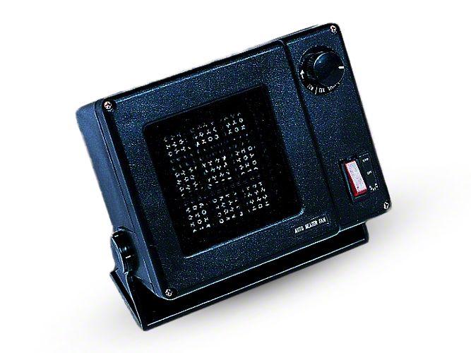 Rugged Ridge Back Seat Heater (02-19 RAM 1500)
