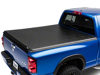 Barricade Hard Folding Bed Cover (02-08 RAM 1500)