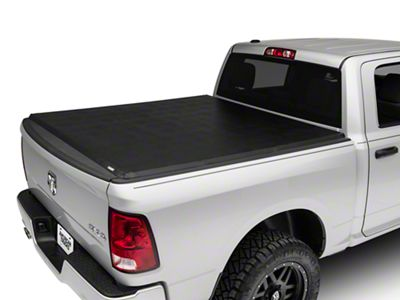 Barricade Hard Folding Bed Cover (09-18 RAM 1500 w/o RAM Box)