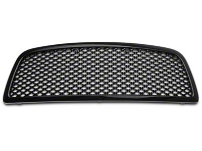 Mesh Upper Replacement Grille - Black (09-12 RAM 1500)
