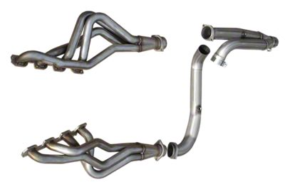 American Racing Headers 1-7/8 in. Long Tube Headers / Off-Road Y-Pipe (09-13 5.7L RAM 1500 w/ 6-Speed Automatic Transmission)