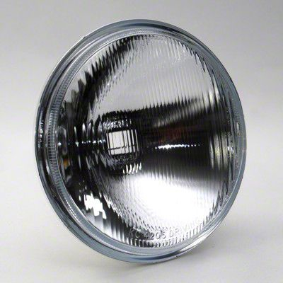 KC HiLiTES 6 in. Replacement Slimlite Lens/Reflector - Driving Beam