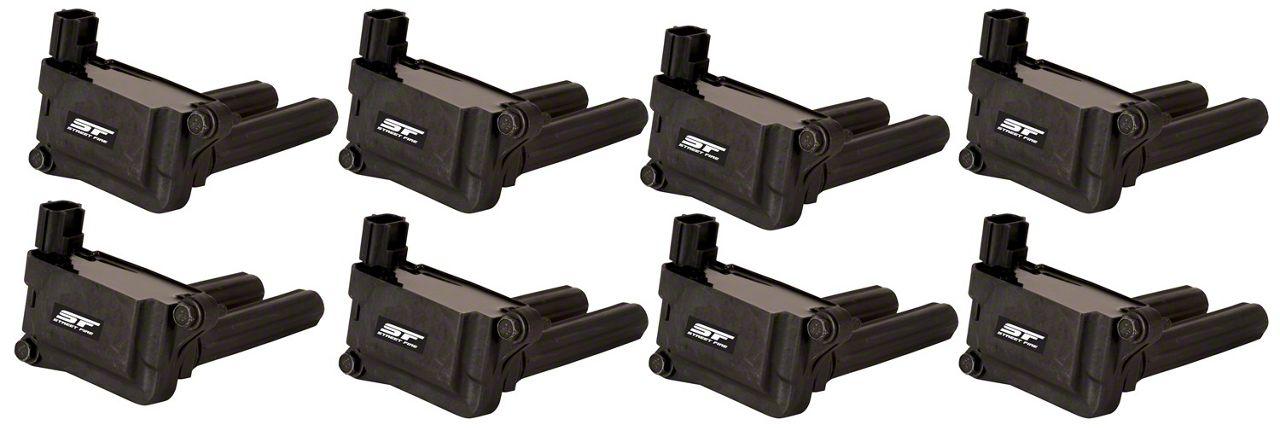 MSD Street Fire Coil Packs - Black (03-05 5.7L RAM 1500)