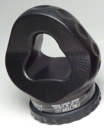 Factor 55 ProLink E Expert Winch Shackle Mount - Black