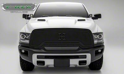 T-REX Stealth Metal Series Upper Replacement Grille - Black (15-18 RAM 1500 Rebel)