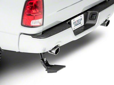 Bestop TrekStep Side Step - Rear Mount (09-18 RAM 1500)