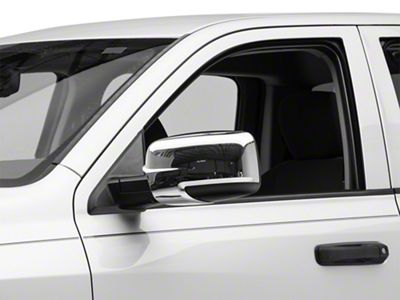Mirror Covers - Chrome (13-18 RAM 1500)