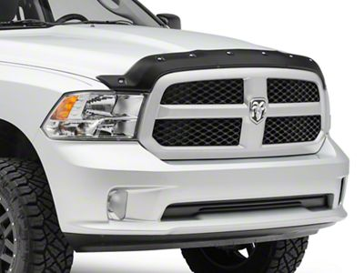 Barricade Premium Bolt-On Look Hood Deflector (09-18 RAM 1500)